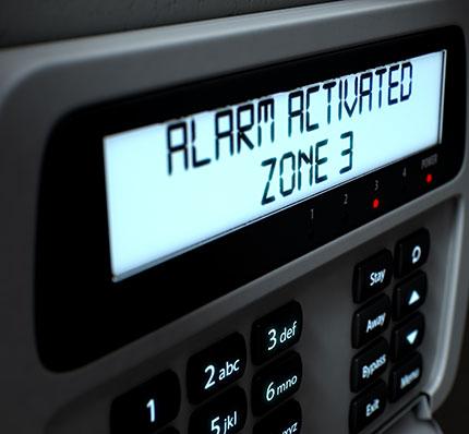 Electricité Alarme